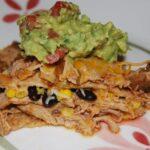 Carnitas Taco Pie