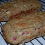 DSC 92581 150x150 Cranberry Almond Banana Bread