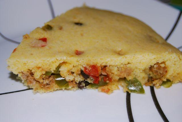 Try this Mexican Cornbread Skillet for an easy weeknight dinner!