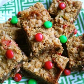 Cookie Swap: Chocolate Caramelitas
