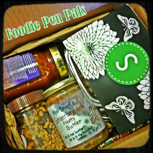 FPP January Foodie Penpals