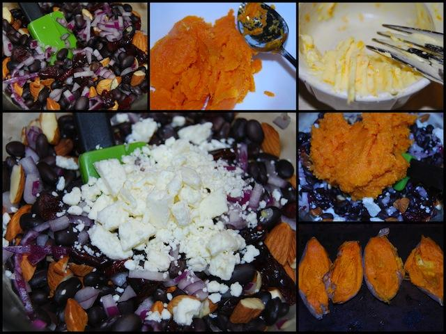 baked sweet potato WIAW: Good, Better, Best