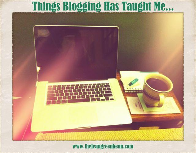 bloglessons Things Blogging Has Taught Me