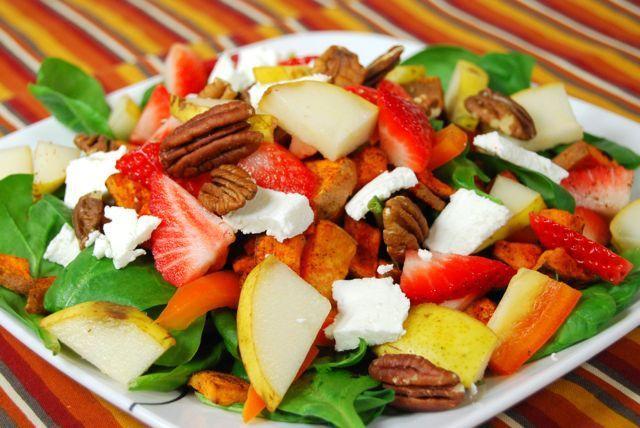 DSC 1534 Have a Salad