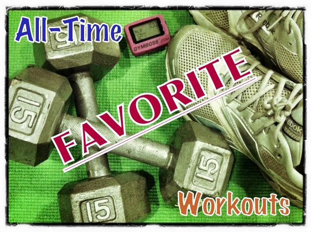 Looking for a new workout? I asked some of my favorite bloggers and personal trainers for their all-time favorite workouts and shared them all in one post!