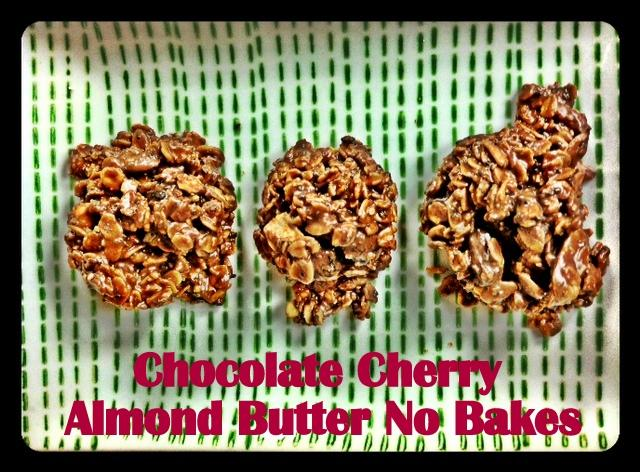 cherry NatureBox & Healthy No Bakes