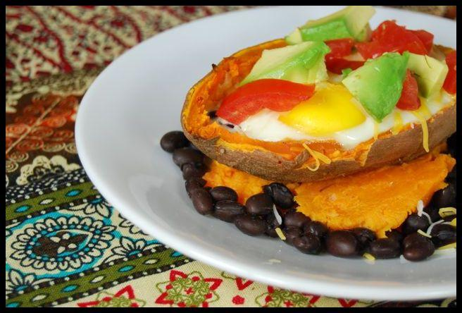 egg3 Sweet Potato Egg Boats