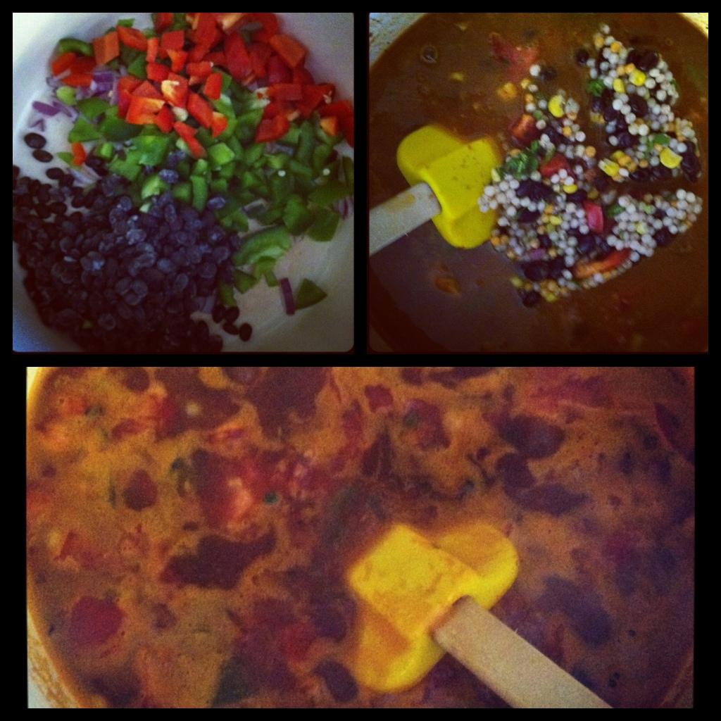 Diptic 2 Mexican Couscous  Three Ways