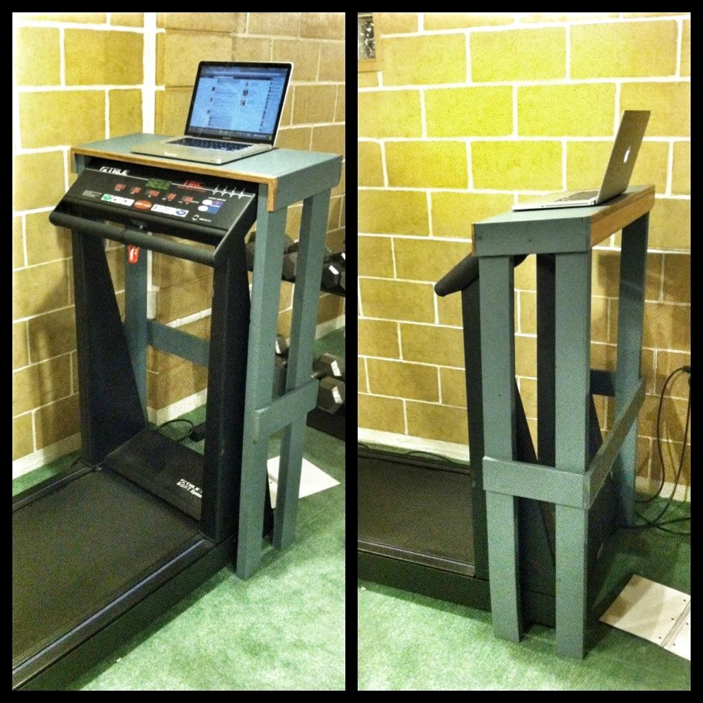 Snapseed 1 Treadmill Laptop Stand