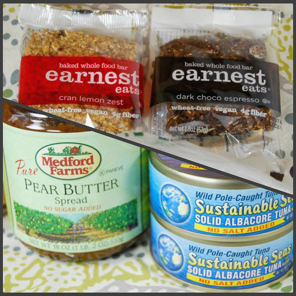 ef1 Earth Fare Goodies & A Giveaway