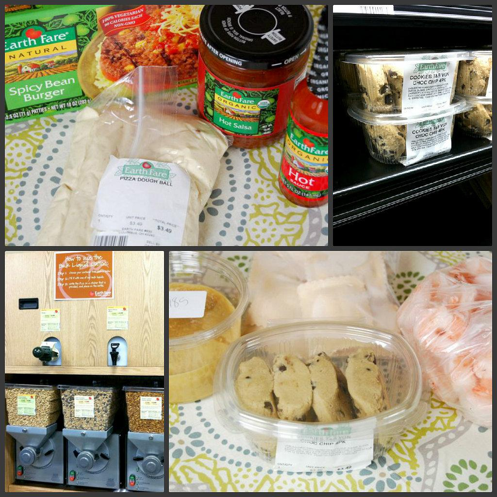ef3 Earth Fare Goodies & A Giveaway
