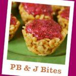 PB & J Bites and {Attune Foods}