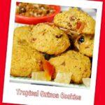 Tropical Quinoa Cookies