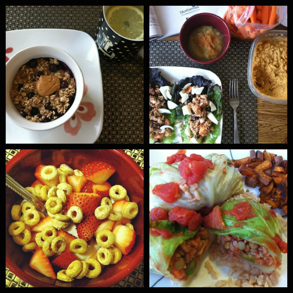 day1eats #surviveon35 Eats: Day 1