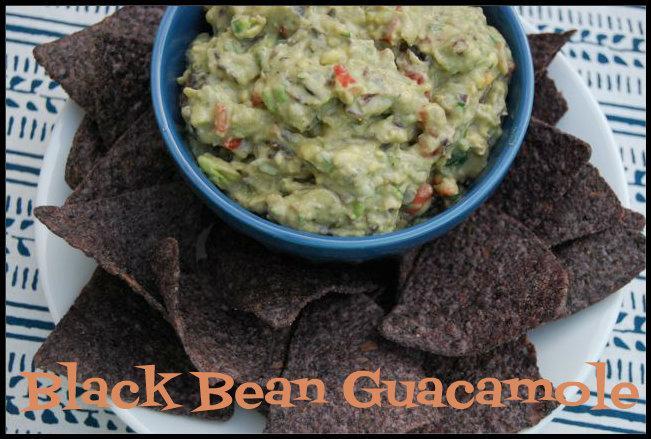 guac1 Black Bean Guacamole