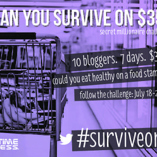 #surviveon35: Menu Planning & Grocery Shopping