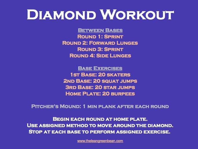 diamond Fitness Friday 30