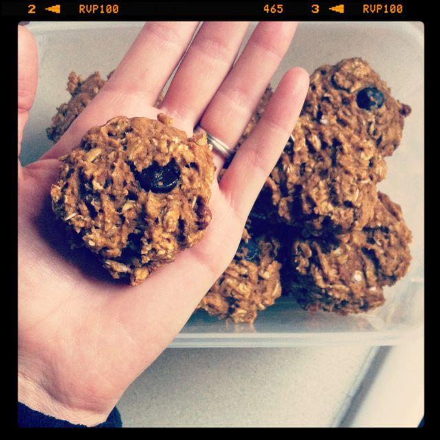 IMG 8844 Pumpkin Oatmeal Cookies