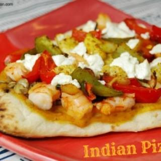 Indian Pizza
