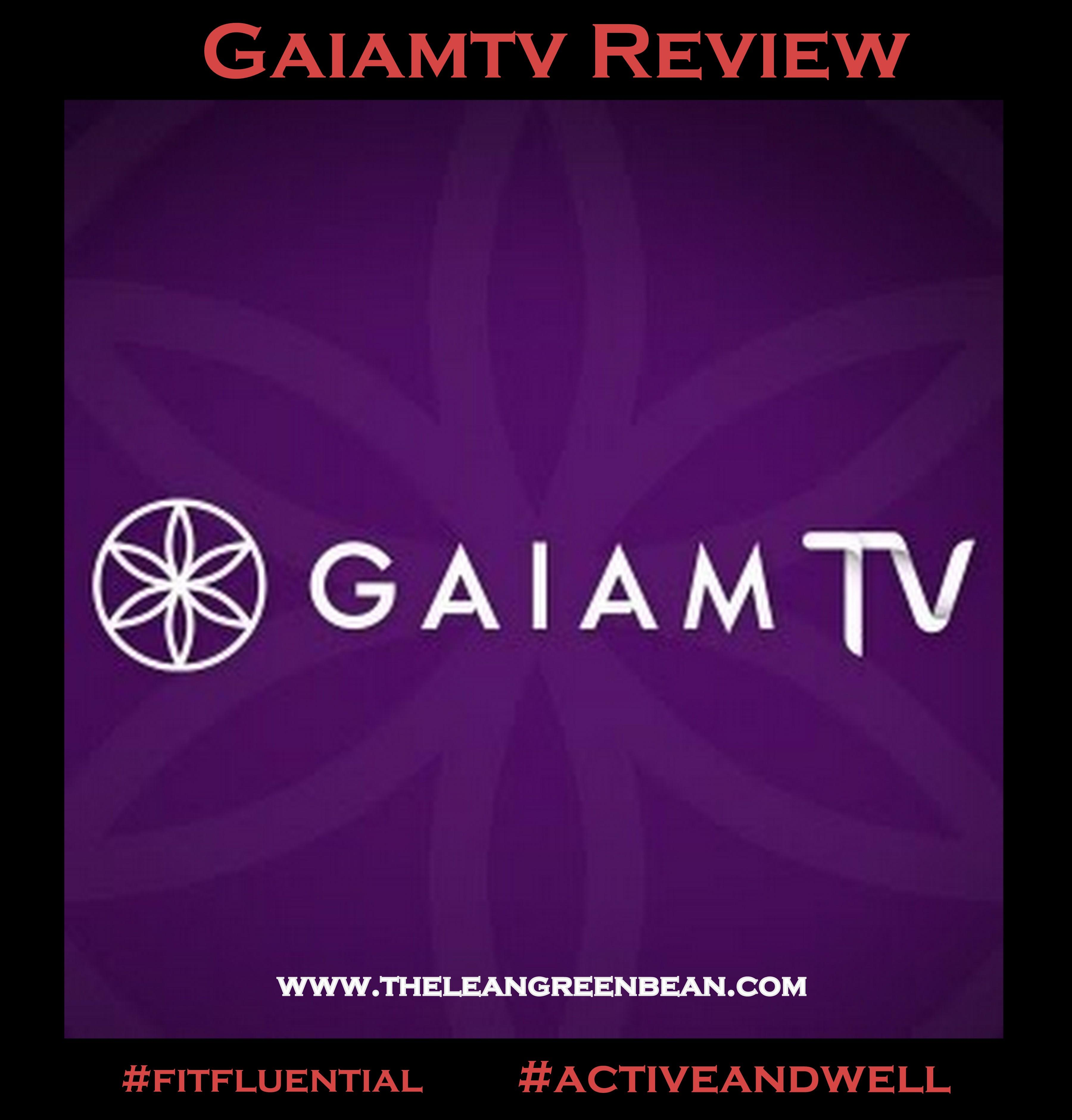 gaiam1 GaiamTV Review