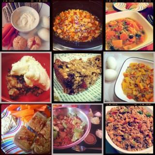 Weekly Eats, Treats & Christmas