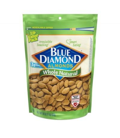 BD Bag16oz WN AHA e1361840036210 Smart Snack: Almonds