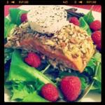Pecan Crusted Salmon