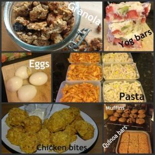 Sunday Food Prep Inspiration 2
