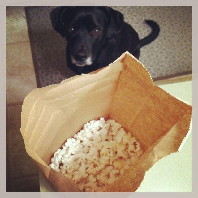 How to make Homemade Healthy Microwave Popcorn