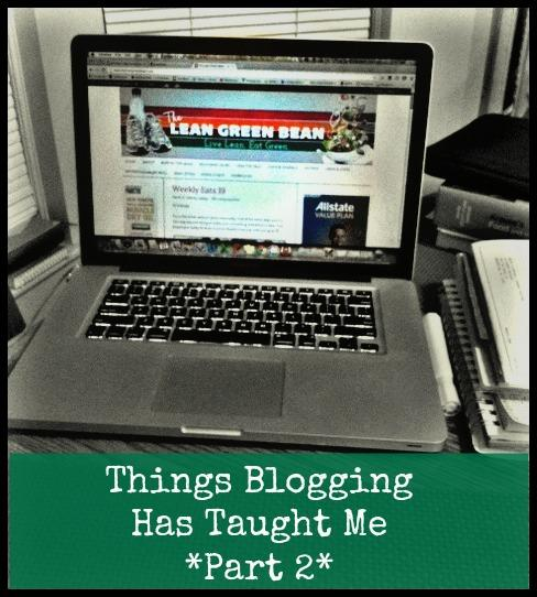 things blogging has taught me 3 Things Blogging Has Taught Me  Part 2