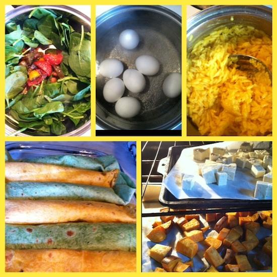 Food Prep March 2013