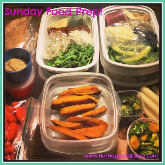 SUNDAY FOOD PREP-1