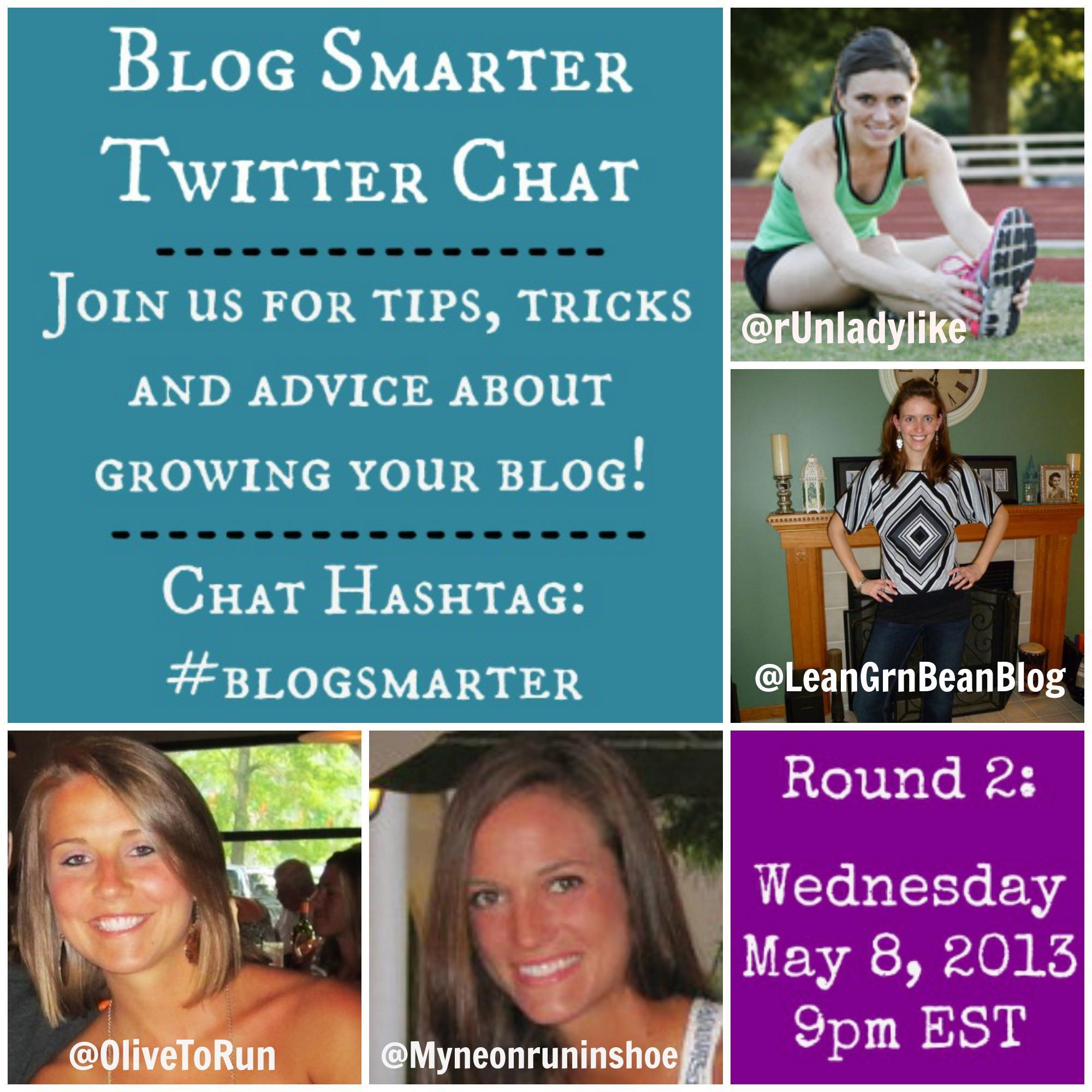 blog smarter twitter chat 2