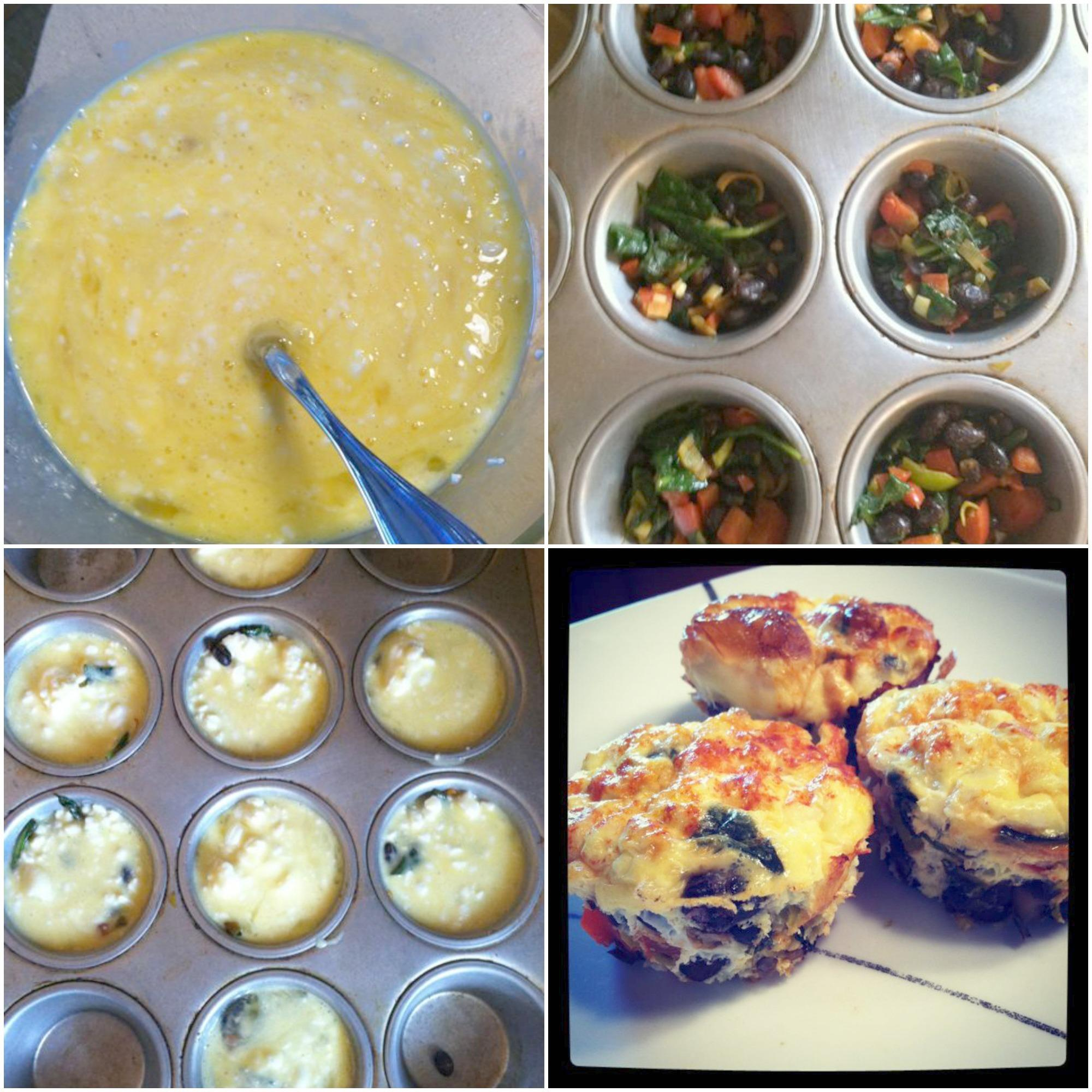 Egg Bake With Cottage Cheese Recipe