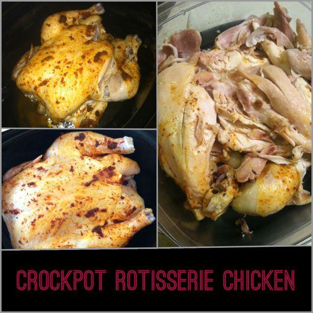 IMG 5985 Crockpot Rotisserie Chicken