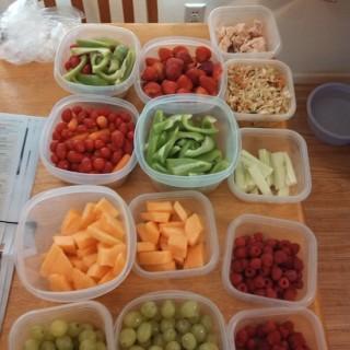 Sunday Food Prep Inspiration 22