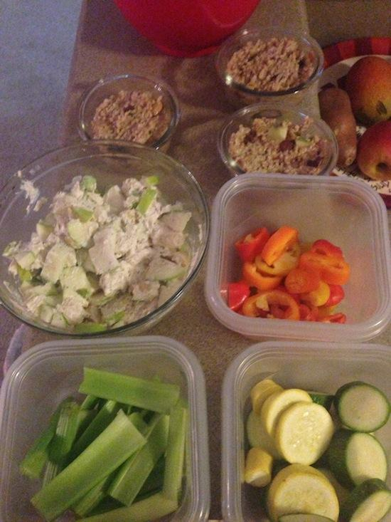 Sunday Food Prep Inspiration 28