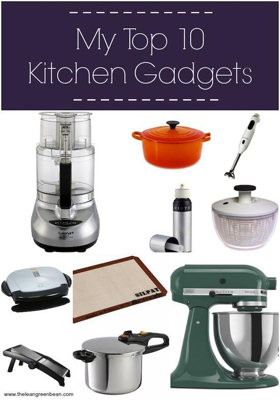 Looking to step up your game in the kitchen? Here are my Top 10 Kitchen Gadgets that I think everyone should have!