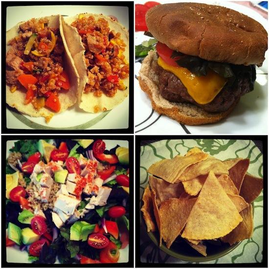 weekly eats 6