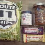 October Foodie Penpals Reveal Day