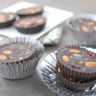 Freezer Chocolate Peanut Butter Cups