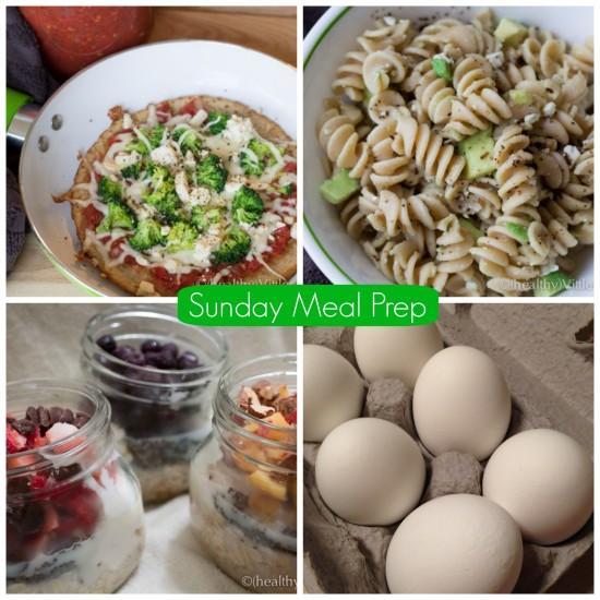 Sunday Meal Prep 2