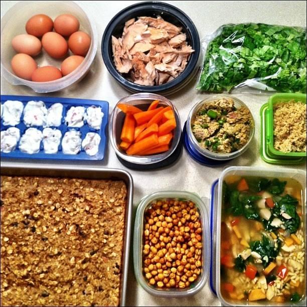 Sunday Food Prep Inspiration 40