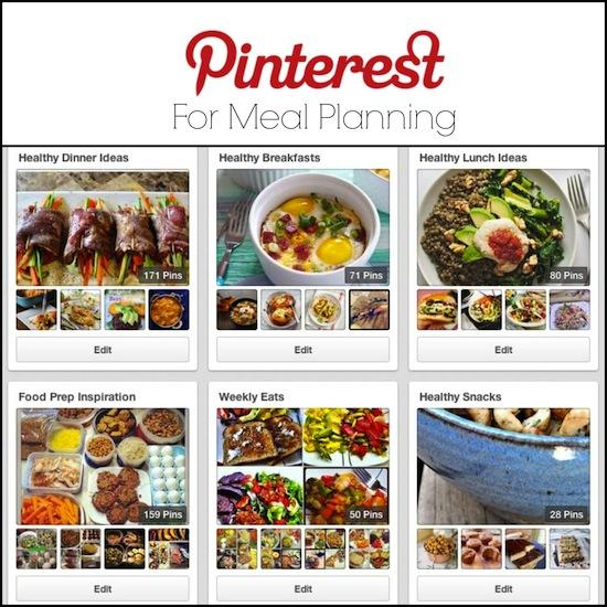 Pinterest for meal planning want to start meal planning but not sure where to start pinterest can be a forumfinder Gallery