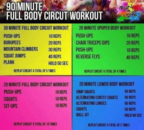 28 e1386679844807 50 Circuit Workouts