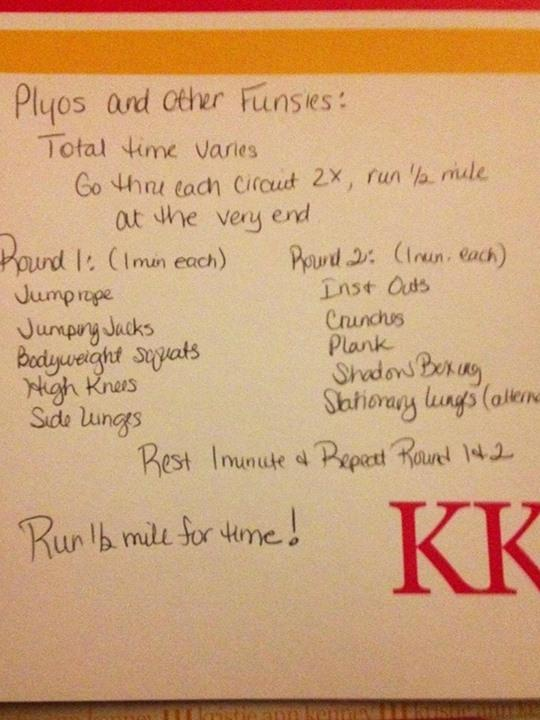 29 50 Circuit Workouts