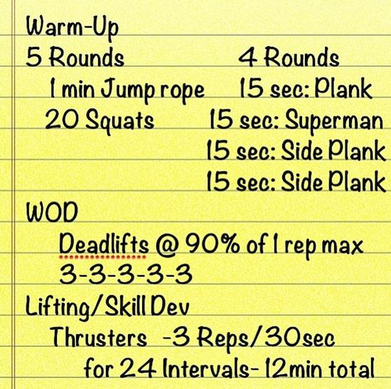 40 50 Circuit Workouts