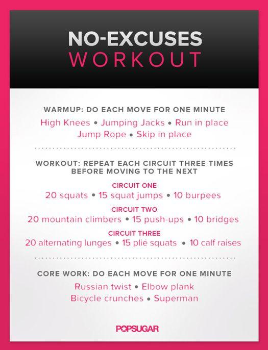 48 50 Circuit Workouts