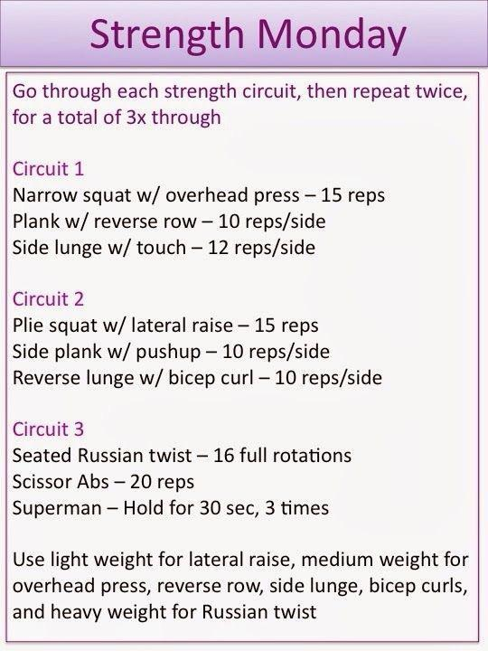 6 50 Circuit Workouts