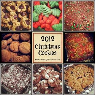 Christmas Cookie Recipes Recap